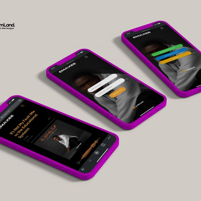 3 mobile screen
